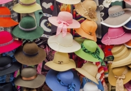 Tasteful toppers: Locate a lid at these Toronto hat shops.