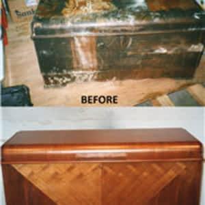 Toddu0027s Furniture Refinishing   Photo ...
