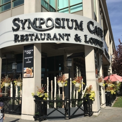 Symposium Cafe Restaurant & Lounge - Restaurants