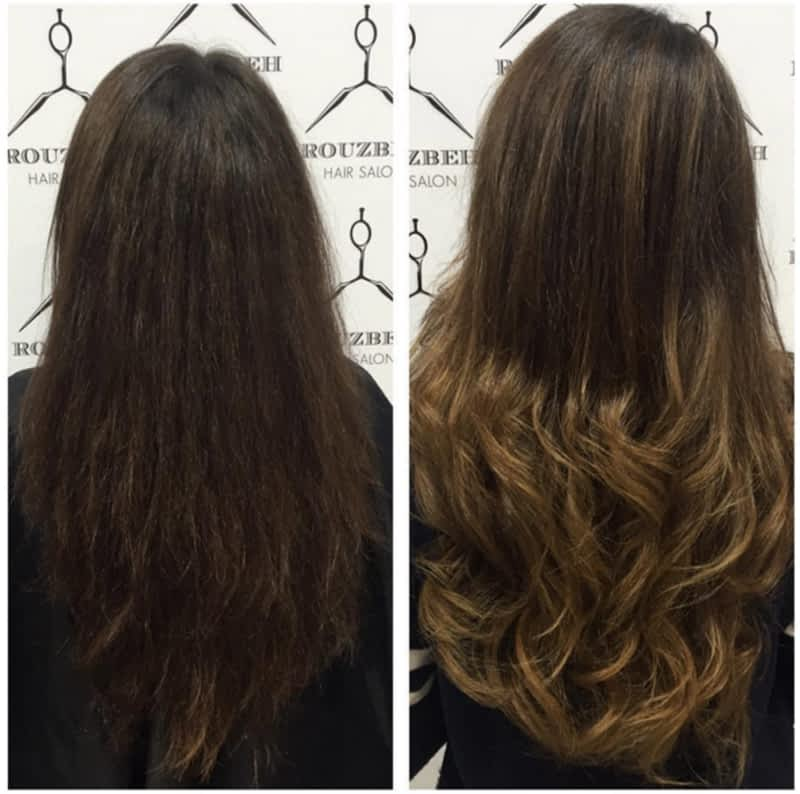 photo Rouzbeh Hair Salon