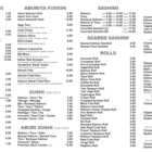 Aburiya Sushi - Sushi & Japanese Restaurants - 604-467-3363