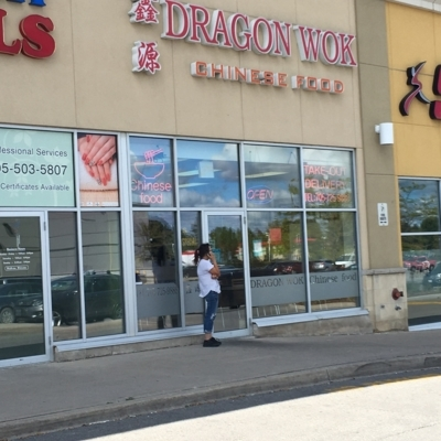 Dragon Wok - Restaurants