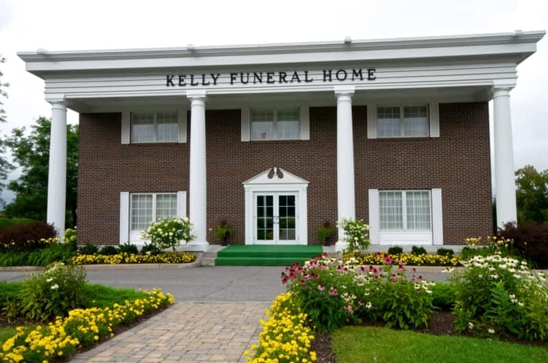 photo Kelly Funeral Home - Kanata Chapel