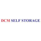 DCM Self Storage - Logo