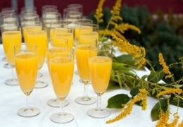 Wake up to the best mimosas in Toronto