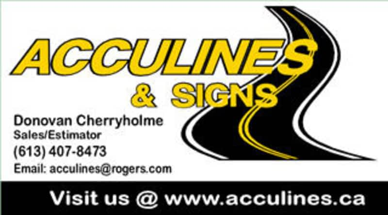 photo Acculines And Signs