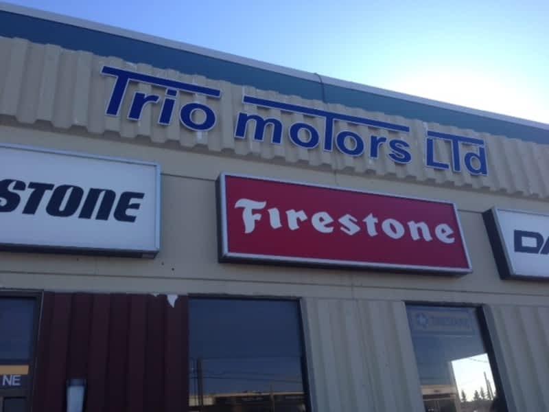 photo Trio Motors Ltd
