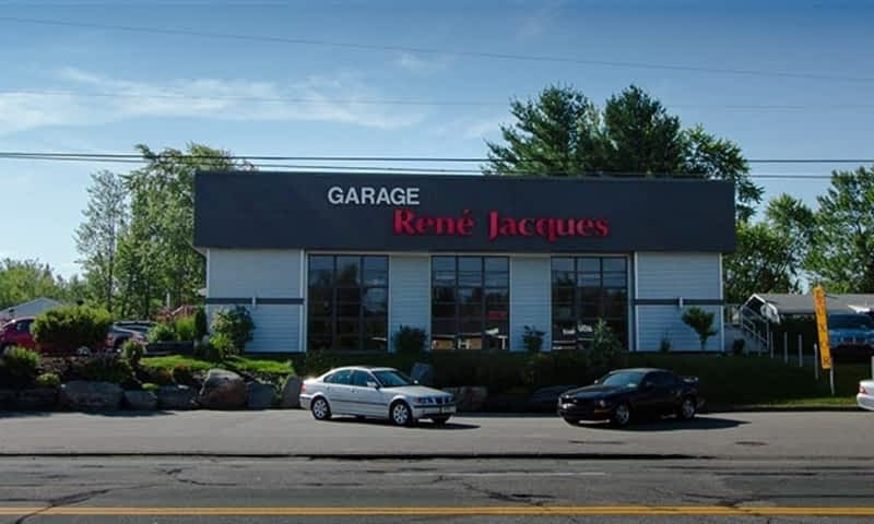 Garage rené jacques inc sherbrooke qc boul