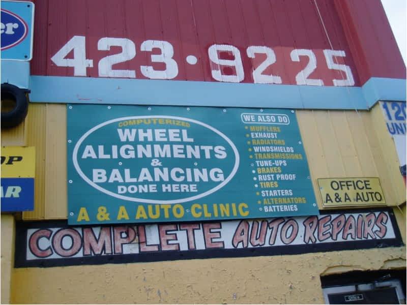 photo A & A Auto Clinic