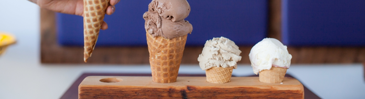 Here's the scoop: Ice cream shops in Vancouver