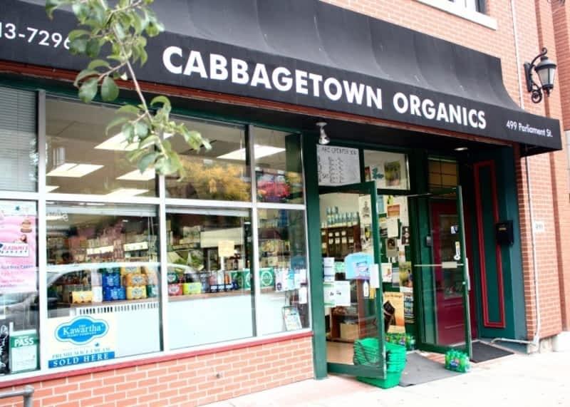 photo Cabbagetown Organics