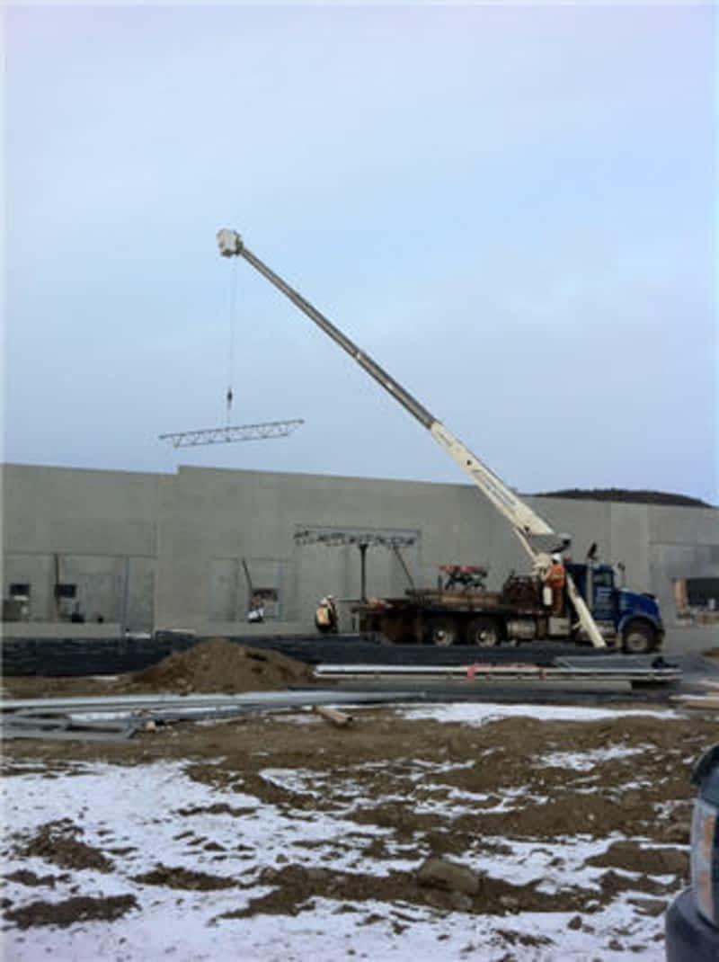 Caribou Interior Crane Services Ltd One Hundred Fifty