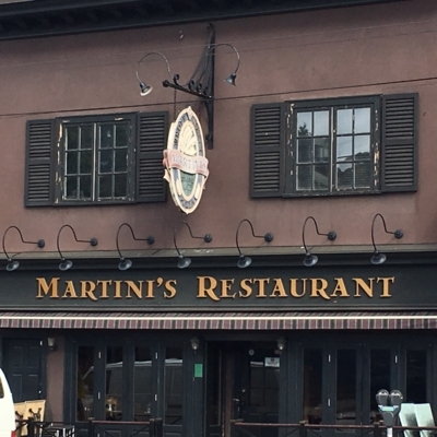 Martini's Whole Wheat Pizza - Seafood Restaurants