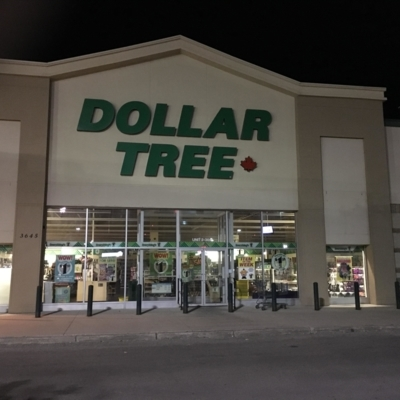 Dollar Tree - Variety Stores