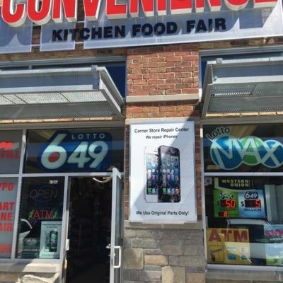 Kitchen Food Fair - Convenience Stores - 519-823-7717