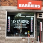 Les Barbiers - Barbers - 514-526-7630