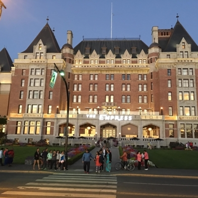 Hotel Fairmont Empress - Hotels - 250-384-8111