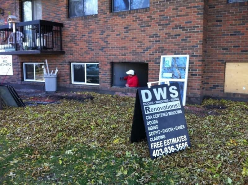 Dws Renovations Ltd Langdon Ab 56 Welshimer Cres Ne