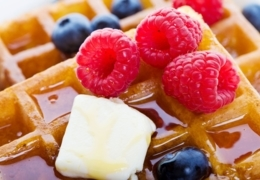 Where to get your waffle fix in Montreal