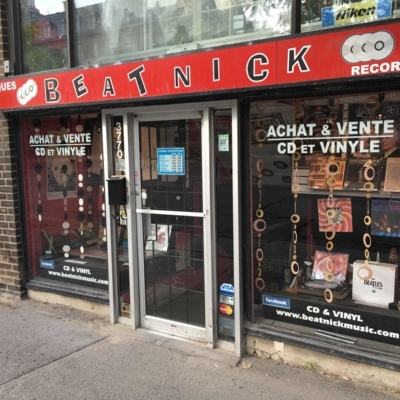 Beatnick Records - Musical Instrument Stores
