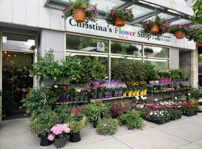 photo Christina's Flower Shop