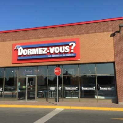 Dormez-Vous The Mattress Experts - Mattresses & Box Springs - 450-448-4927