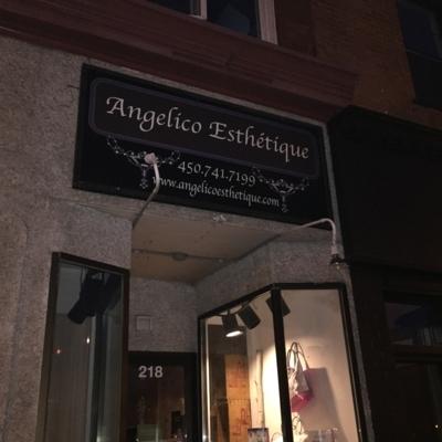 Angelico Esthétique - Épilation à la cire - 450-741-7199