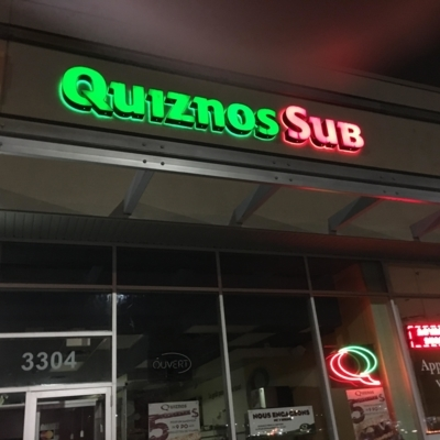 Quiznos Sub - Take-Out Food - 450-550-3382