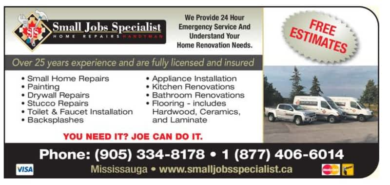 photo Small Jobs Specialist