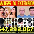 Wigs N Extensions - Perruques et postiches - 647-292-0679