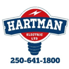 Hartman Electric Ltd - Electricians & Electrical Contractors