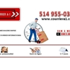 Courrier A1 Inc - Courier Service