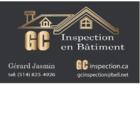 GC Inspection en Batiment - Logo