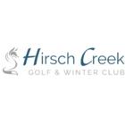 Hirsch Creek Golf & Winter Club - Restaurants