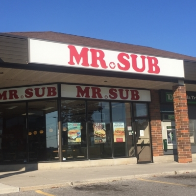 Mr.Sub - Take-Out Food - 905-579-4778