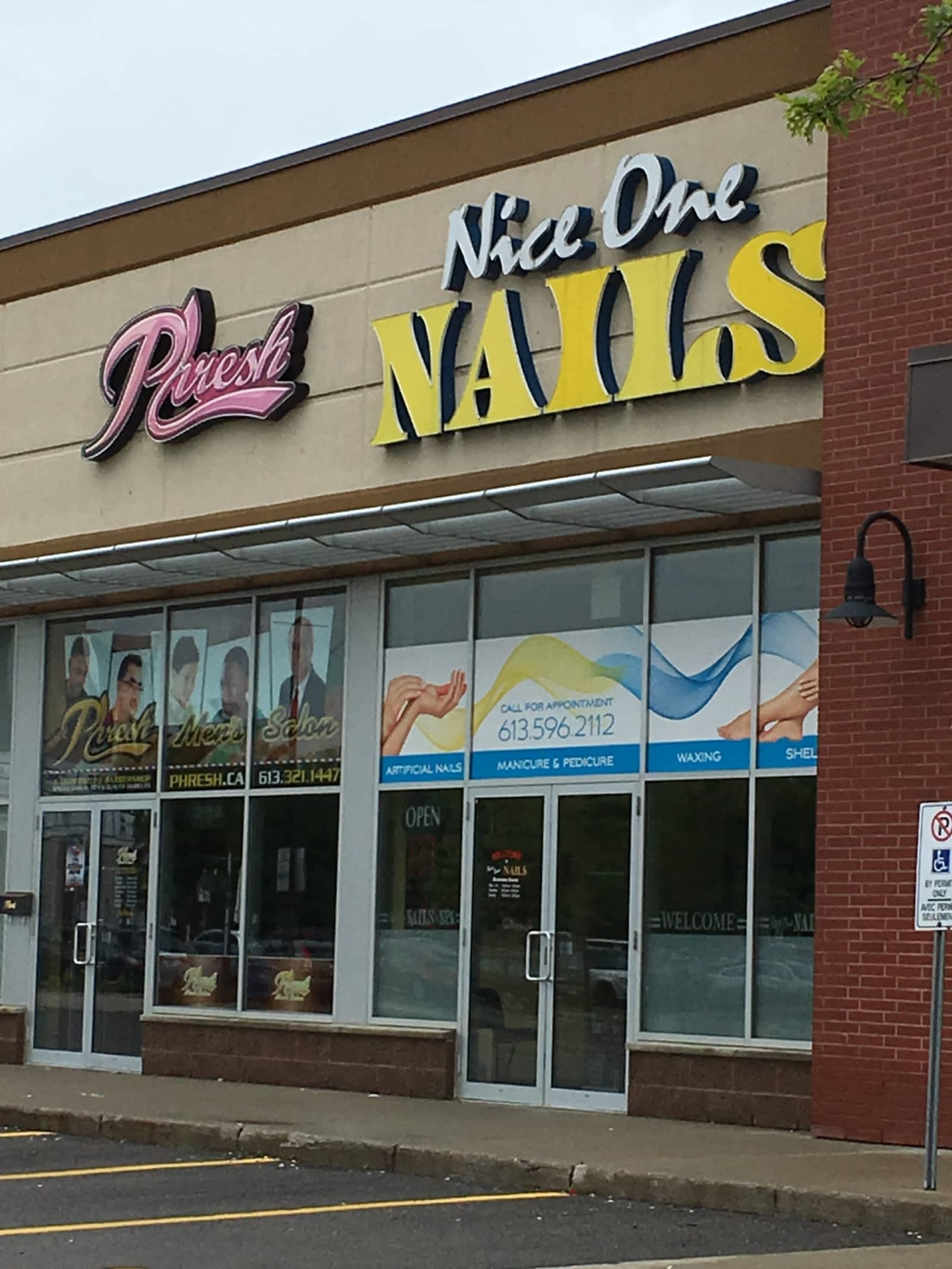 Nice One Nails - 3B-3098 Carling Ave, Ottawa, ON