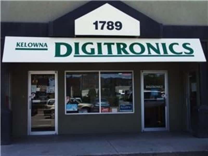Kelowna Digitronics - Kelowna, BC - 100-1789 Harvey Ave ...