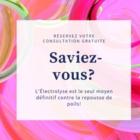 Soins Esthétiques Josee Bourbonniere - Electrolysis Treatments