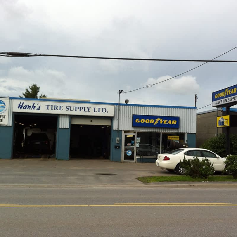 Hank's Tire Supply Ltd - Carleton Place, ON - 10458 Hwy 7 | Canpages