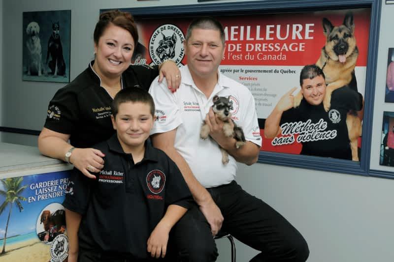 Ecole De Dressage Brigade Canine - Pointe-Aux-Trembles, QC