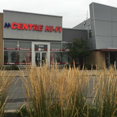 Centre Hi-Fi - Electronics Stores - 450-585-7109