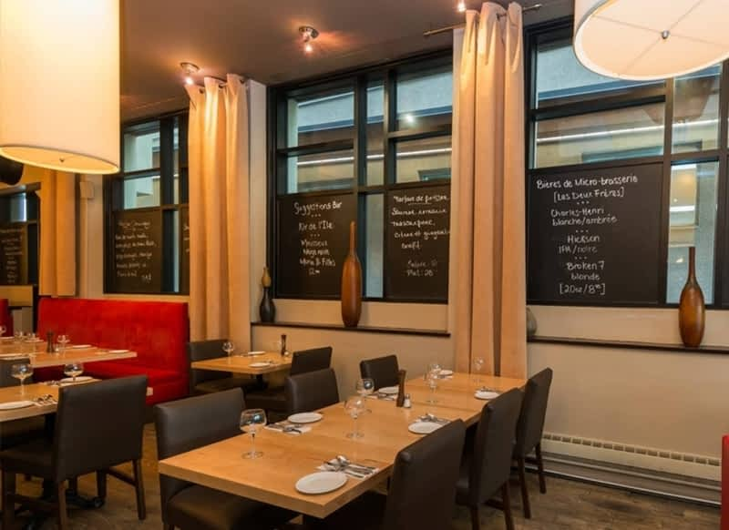 Restaurants With Private Dining Rooms In Winnipeg