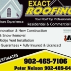 View Exact Roofing's Halifax profile