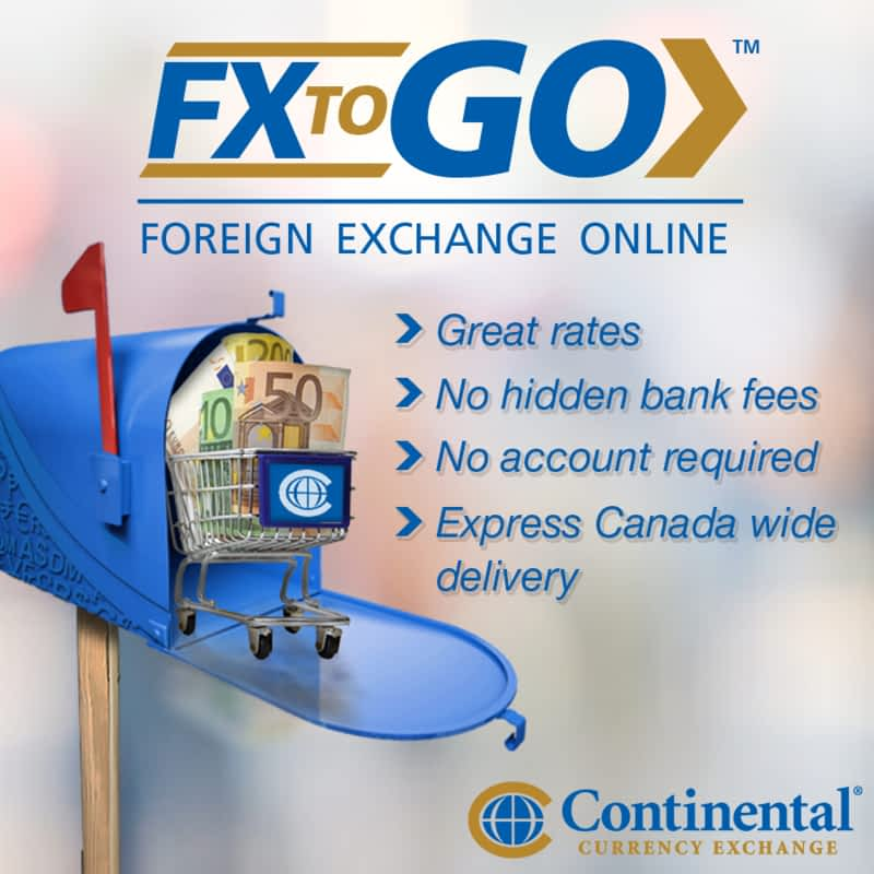 photo Continental Currency Exchange
