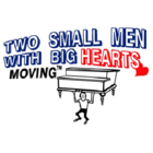 Two Small Men With Big Hearts - Emballage pour exportation
