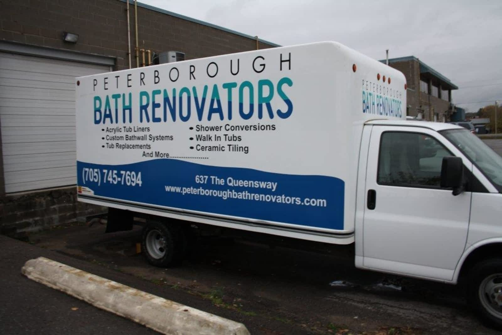 Peterborough Bath Renovators - Opening Hours - 8-637 The Queensway ...