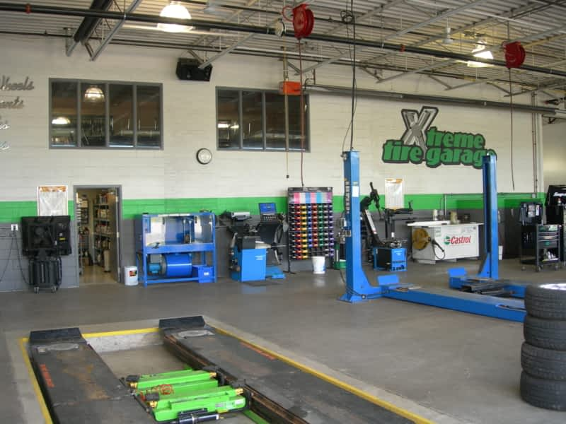 Xtreme tire garage inc mississauga on rangeview