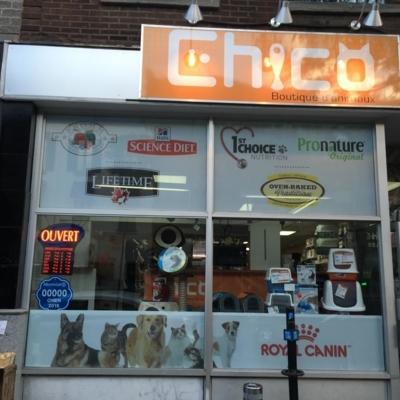 Boutique D'Animaux Chico - Pet Shops