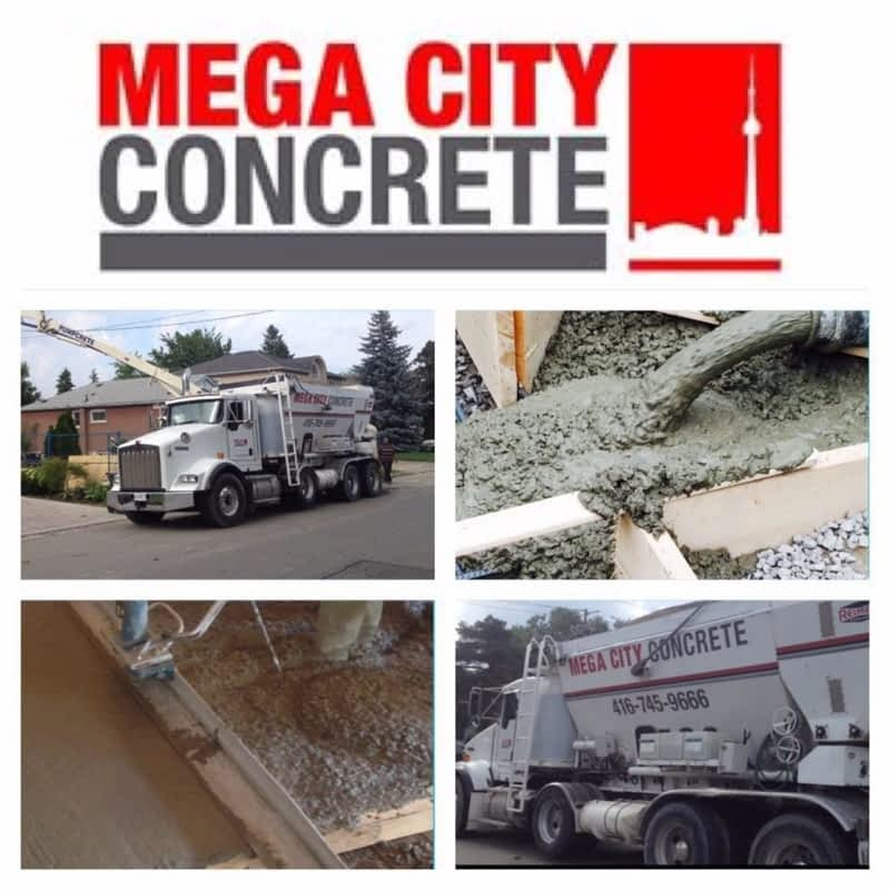photo Mega City Concrete
