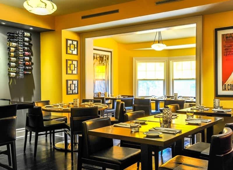la sala restaurant toronto on 1975a queen st e canpages